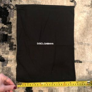 Dolce & Gabbana Bags - Authentic Dolce & Gabbana Medium Dust Bag